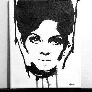 🕺🏼 Diana Ross Pop Art Painting🕺🏼